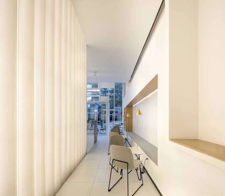 interior design by ONEXN Architects