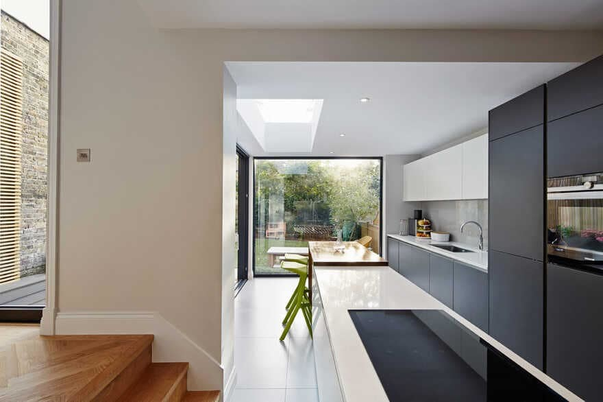 kitchen, London / Mulroy Architects