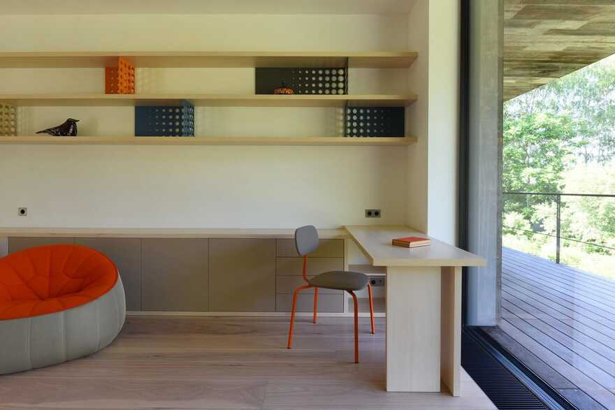 home office / ZUN Architecture and Design