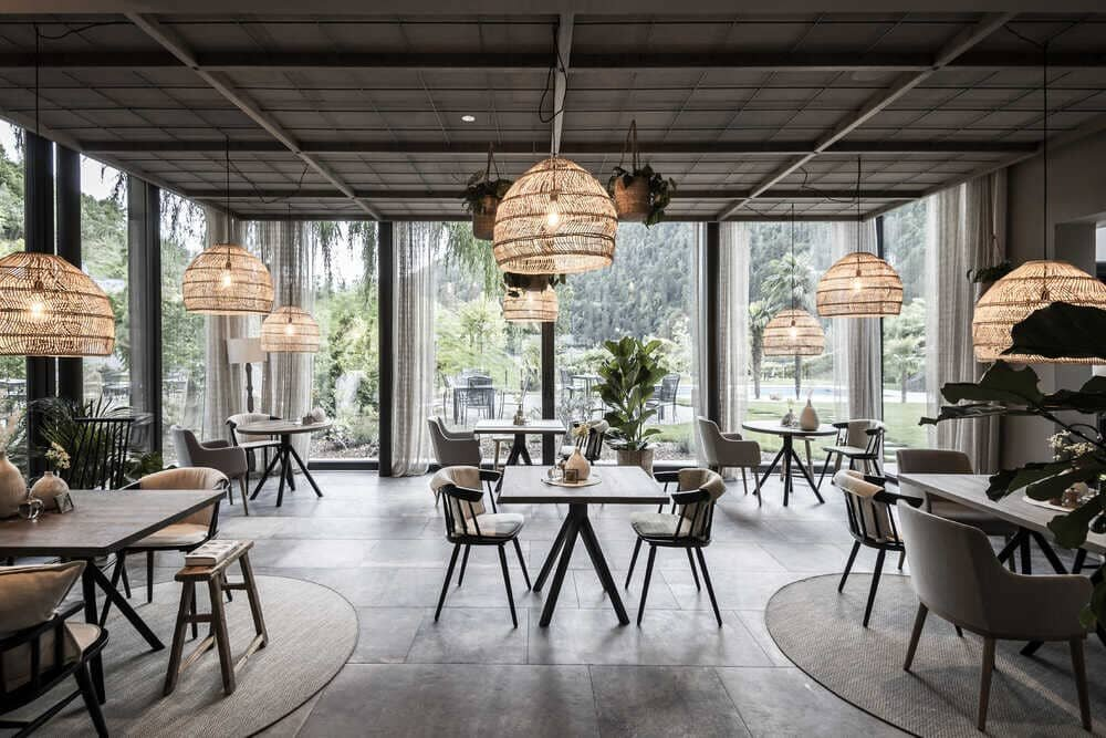 restaurant by noa* network of architecture