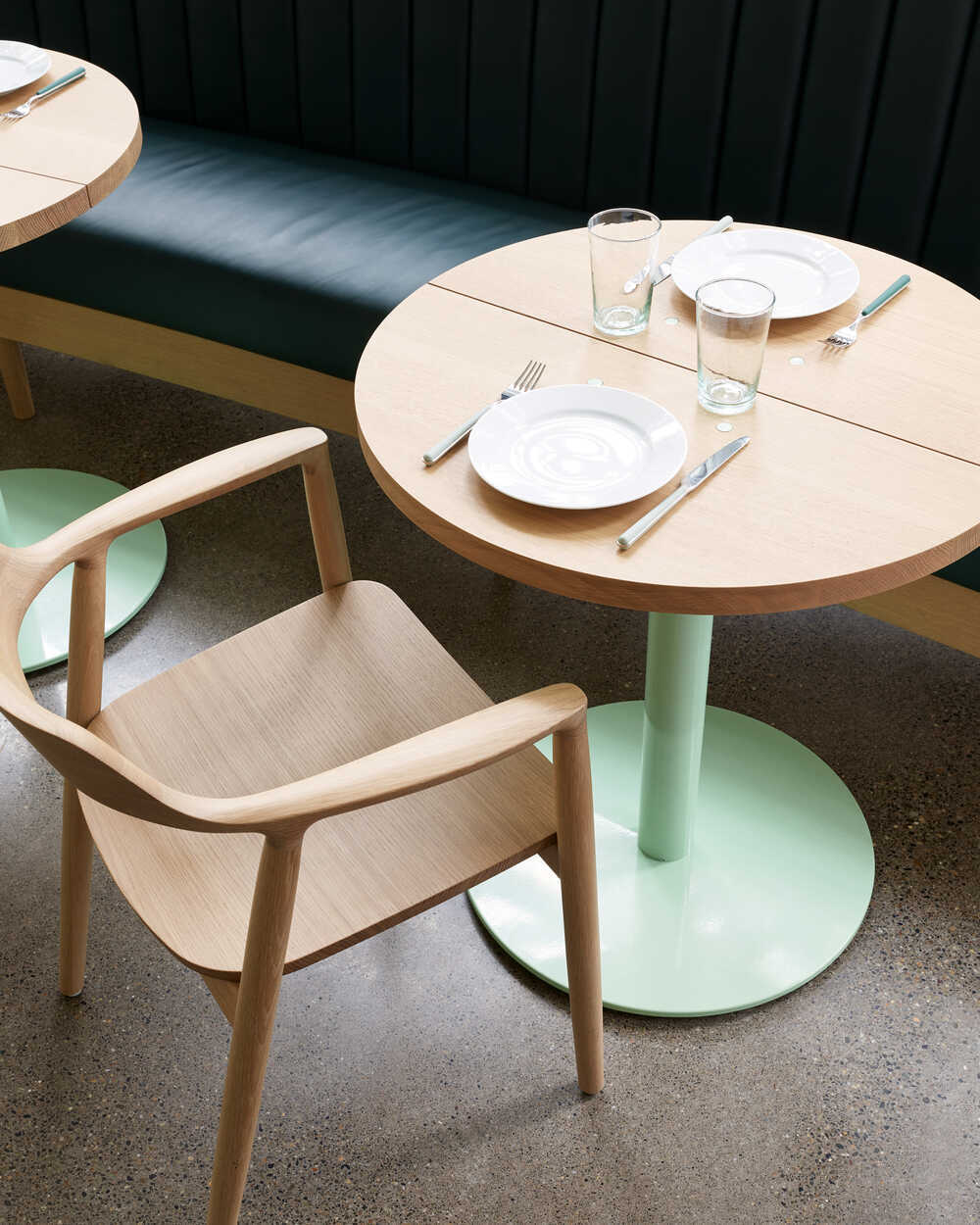 restaurant in Seattle by Heliotrope Architects