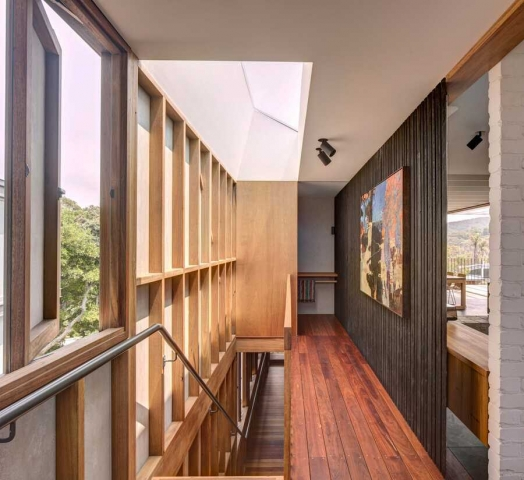Breezeway House / David Boyle Architect