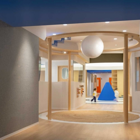 BeneBaby International Academy by VMDPE Design