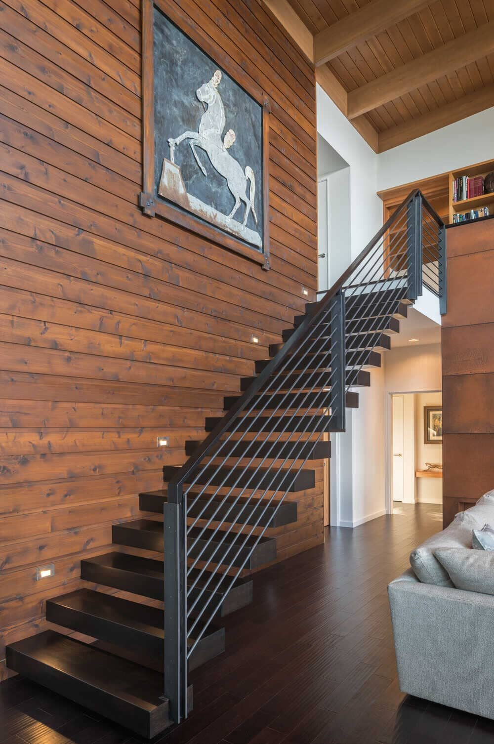 stair, Coates Design Architects