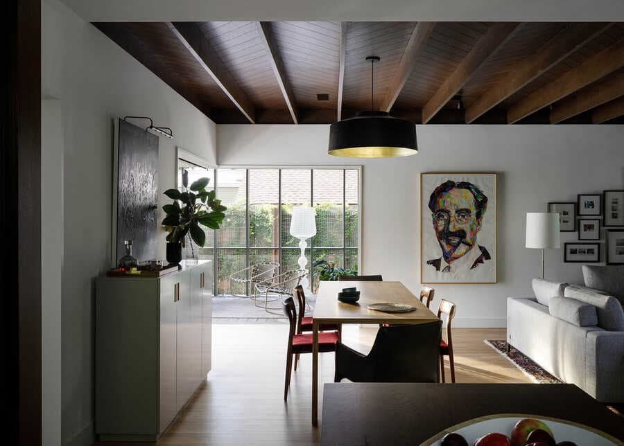 Clarksville Infill house by Tim Cuppett Architects