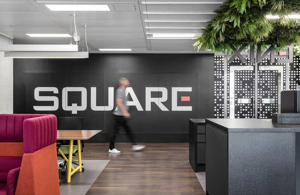 Square Enix Workspace by Oktra