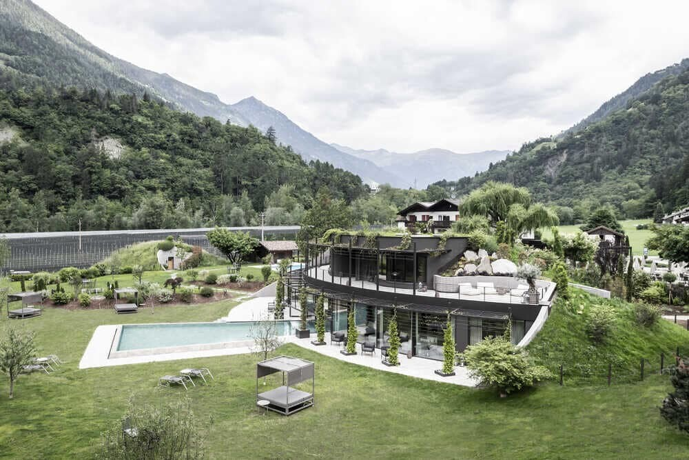 Apfelhotel Torgglerhof by noa* network of architecture