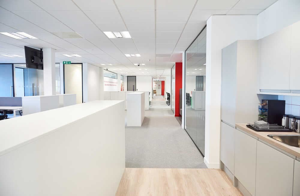 Office Design in Newcastle by Oktra