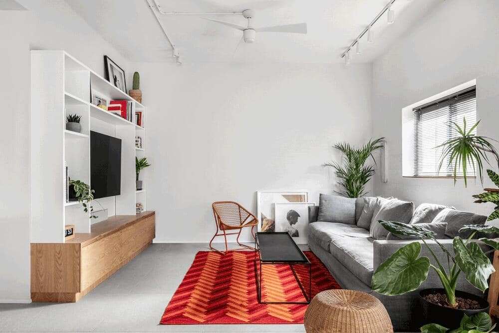 Apartment for a Couple by RUST Architects
