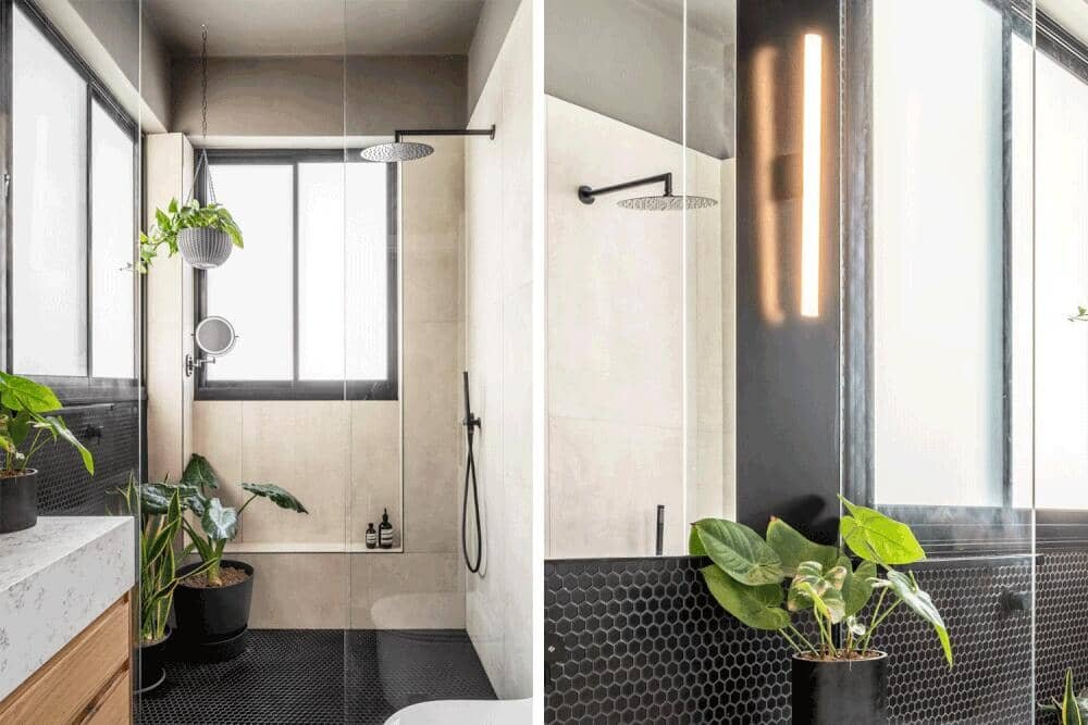 bathroom by RUST Architects