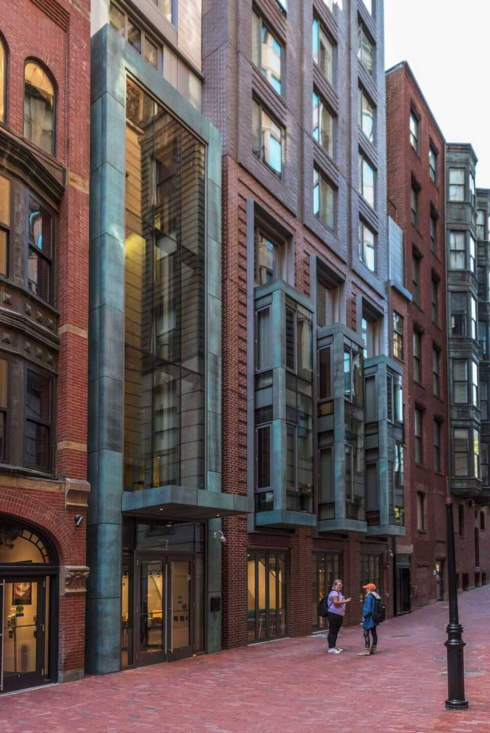 Emerson College Student Residences by Elkus Manfredi Architects