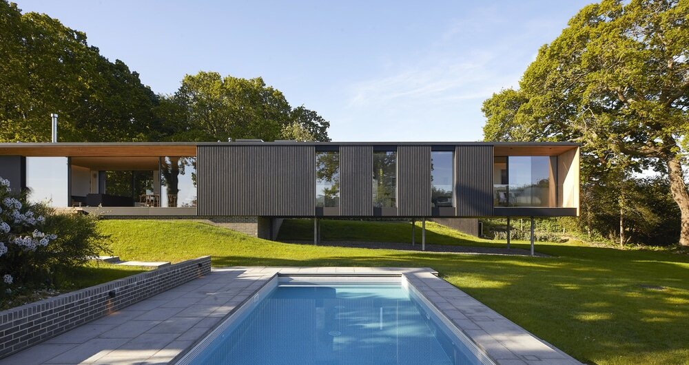 Island Rest by Ström Architects