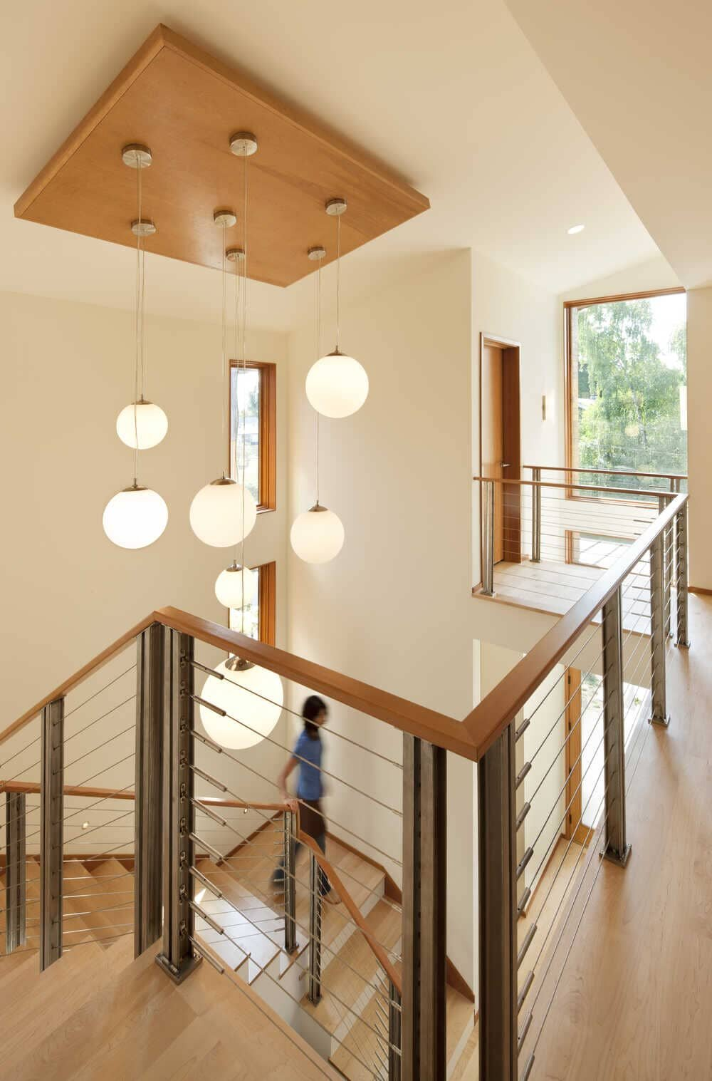 staircase by Coates Design Architects
