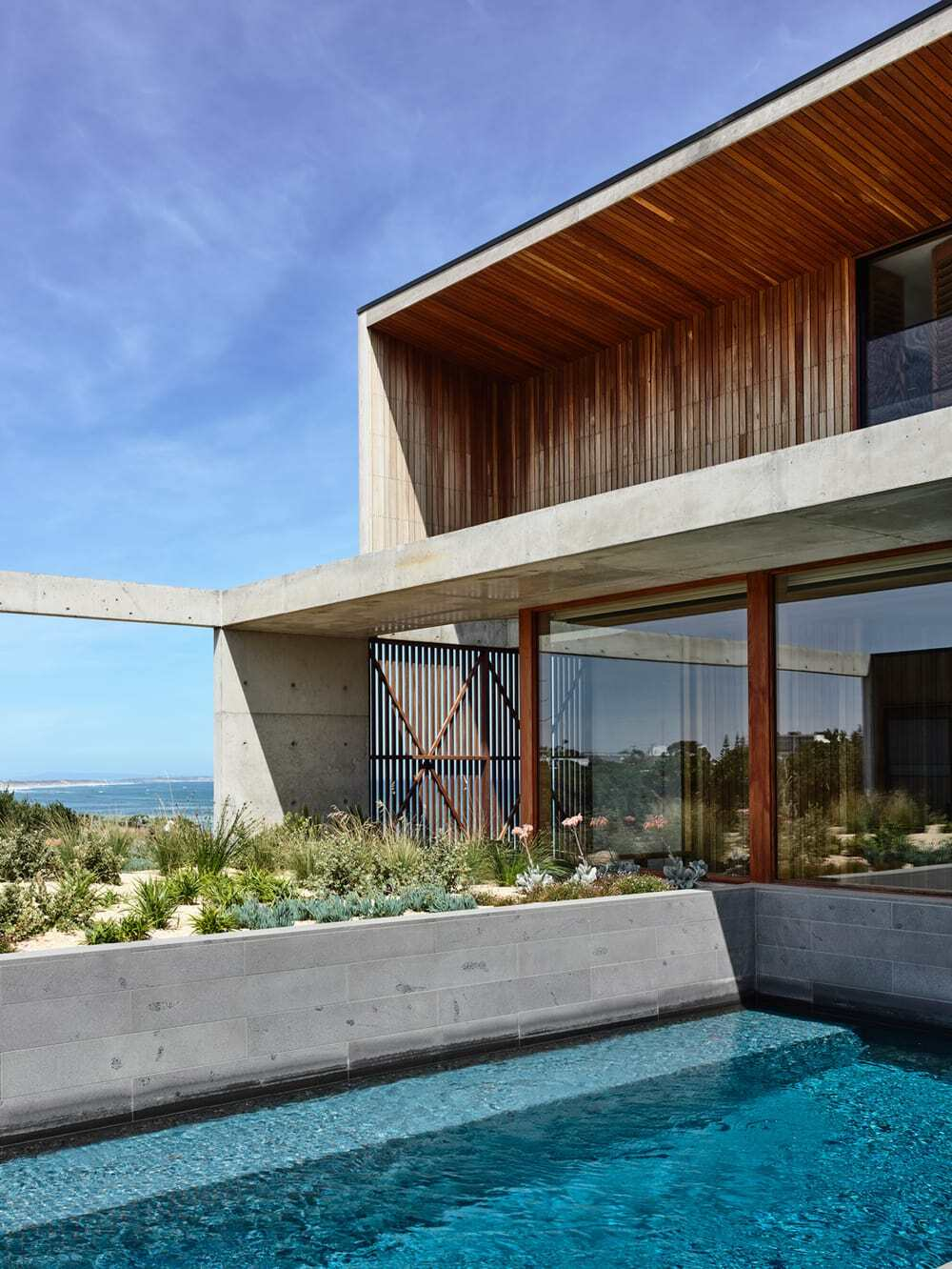 Bellarine Peninsula House by Auhaus Architecture