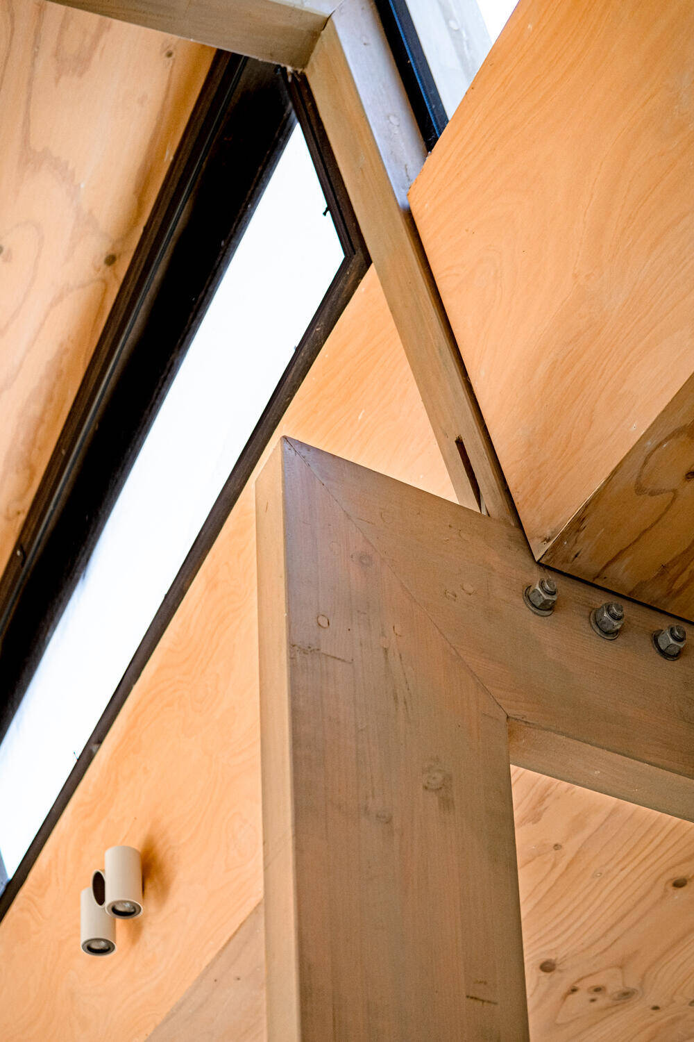 timber frames, Freehand Projects