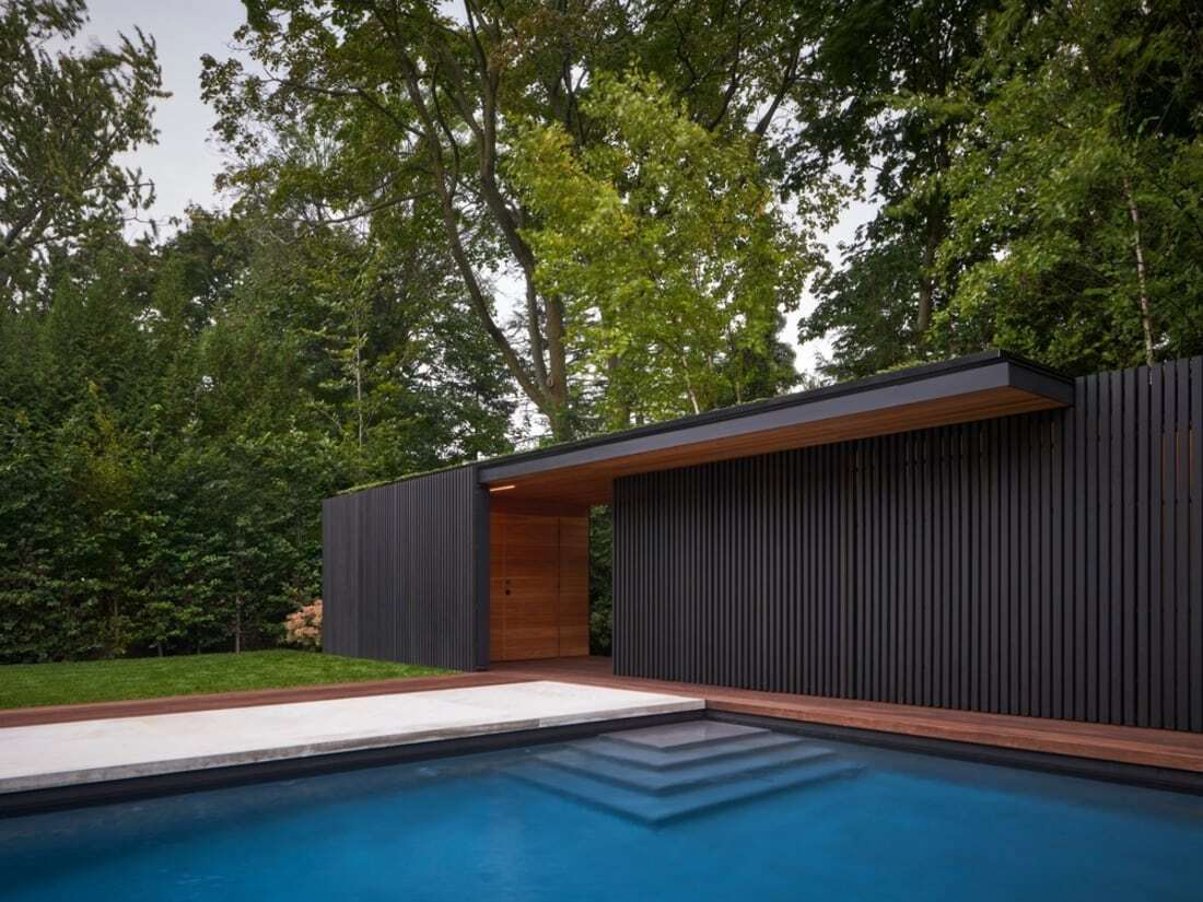 Forest Hill Garden & Pavilion by Amantea Architects