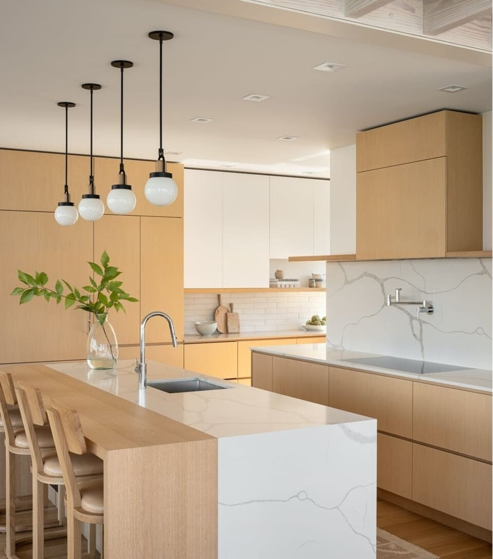 kitchen, Whitten Architects