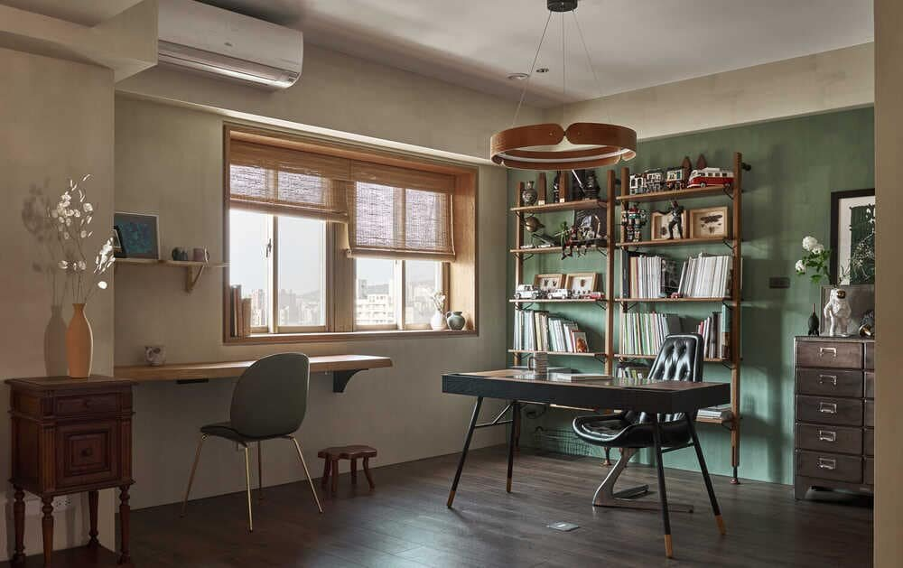 home office by Hao Design