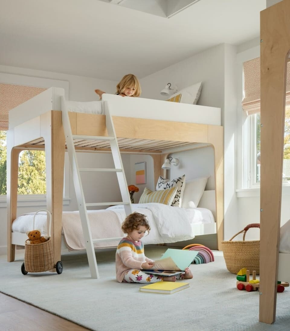 kids room, Whitten Architects