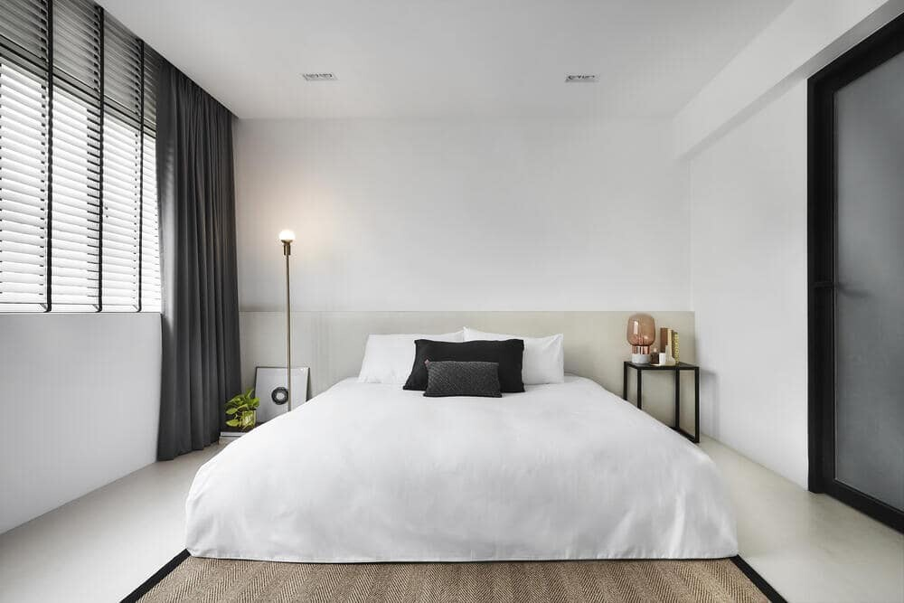 bedroom by IN-EXPAT Singapore