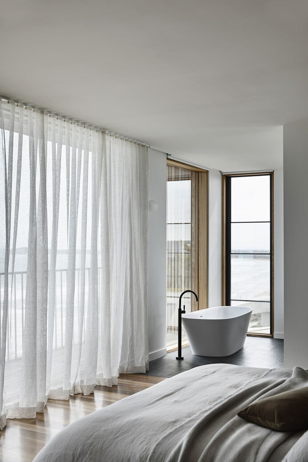 bedroom by Auhaus Architecture