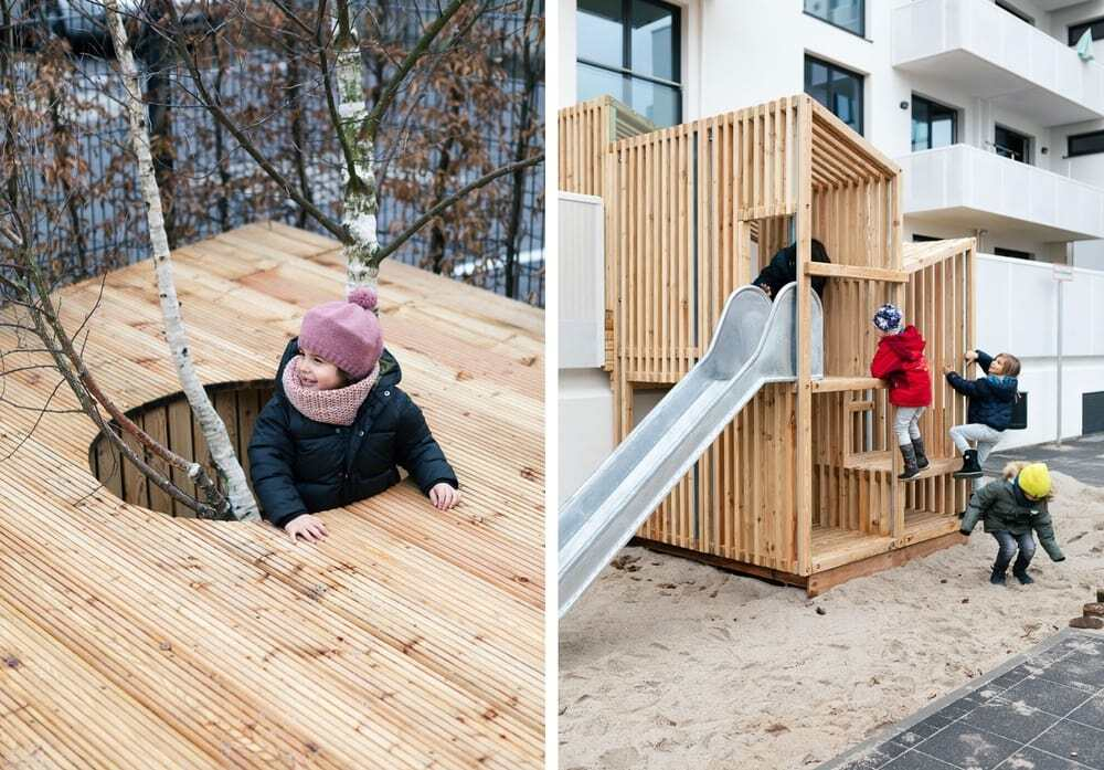 Daycare Centre Weltenbummler Berlin by Baukind