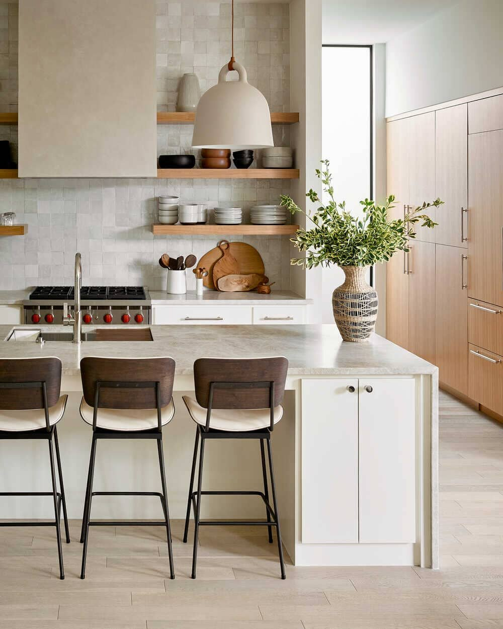 kitchen, Mark Ashby Design