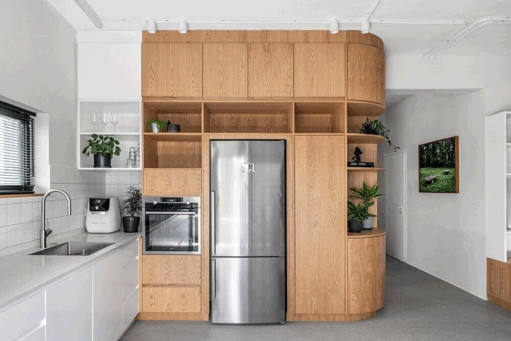 kitchen by RUST Architects