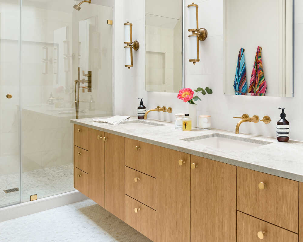 bathroom, Mark Ashby Design