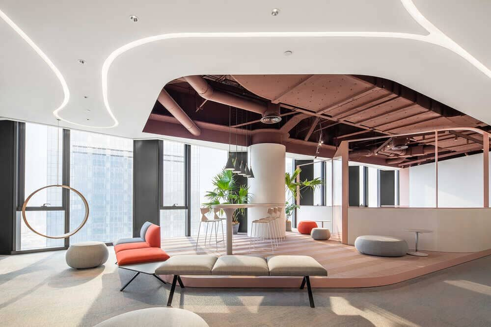 collaborative space, HONG Designworks