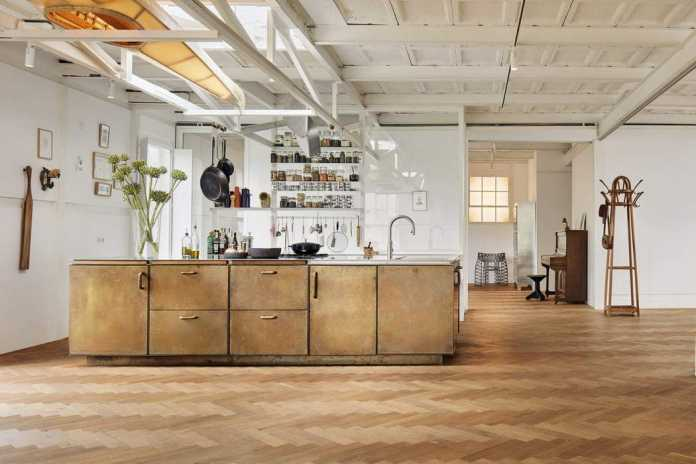 Studio Modijefsky Has Converted an Industrial Site into a Home and Studio for a Couple of Artists
