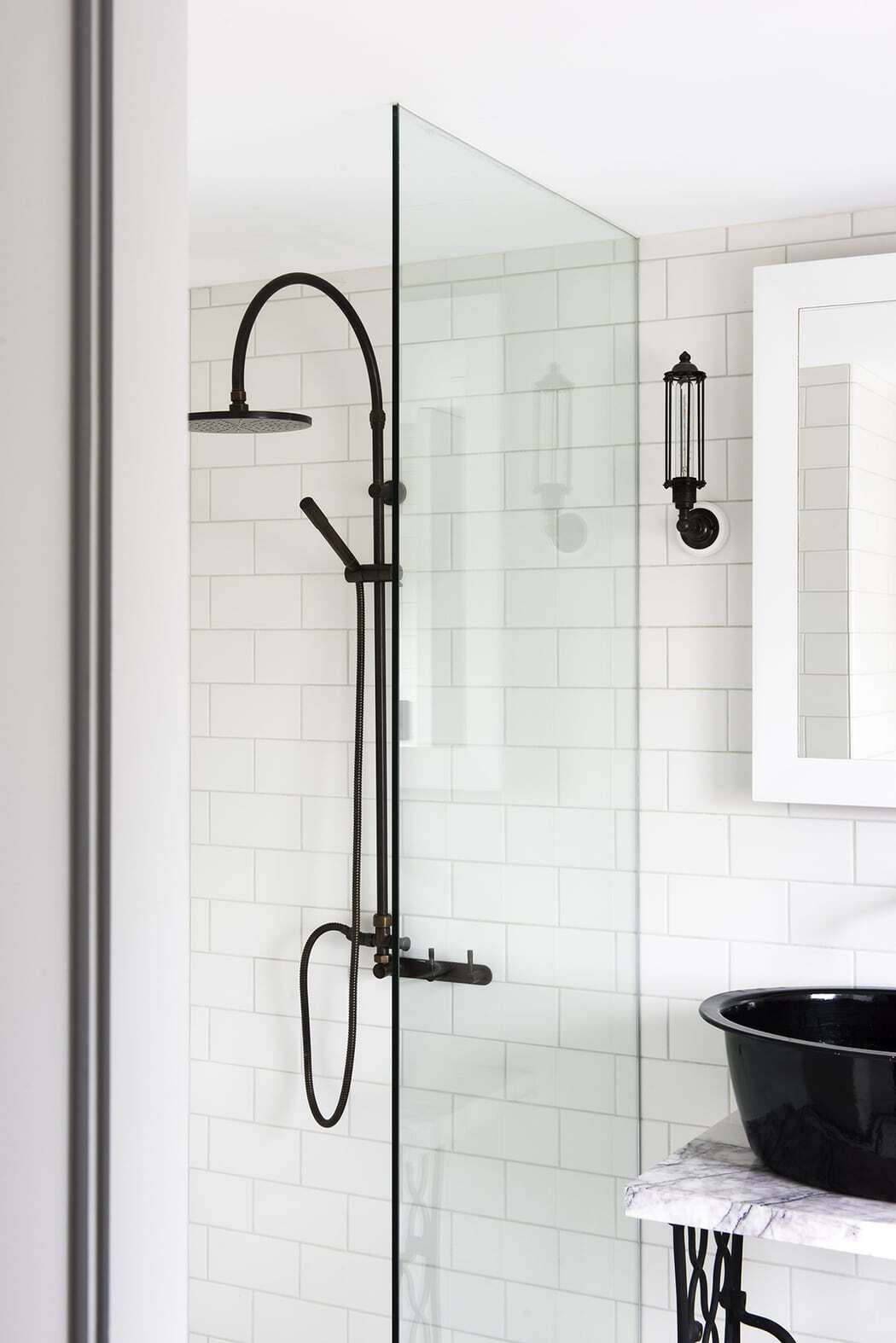 shower, Shelley Roberts Architects