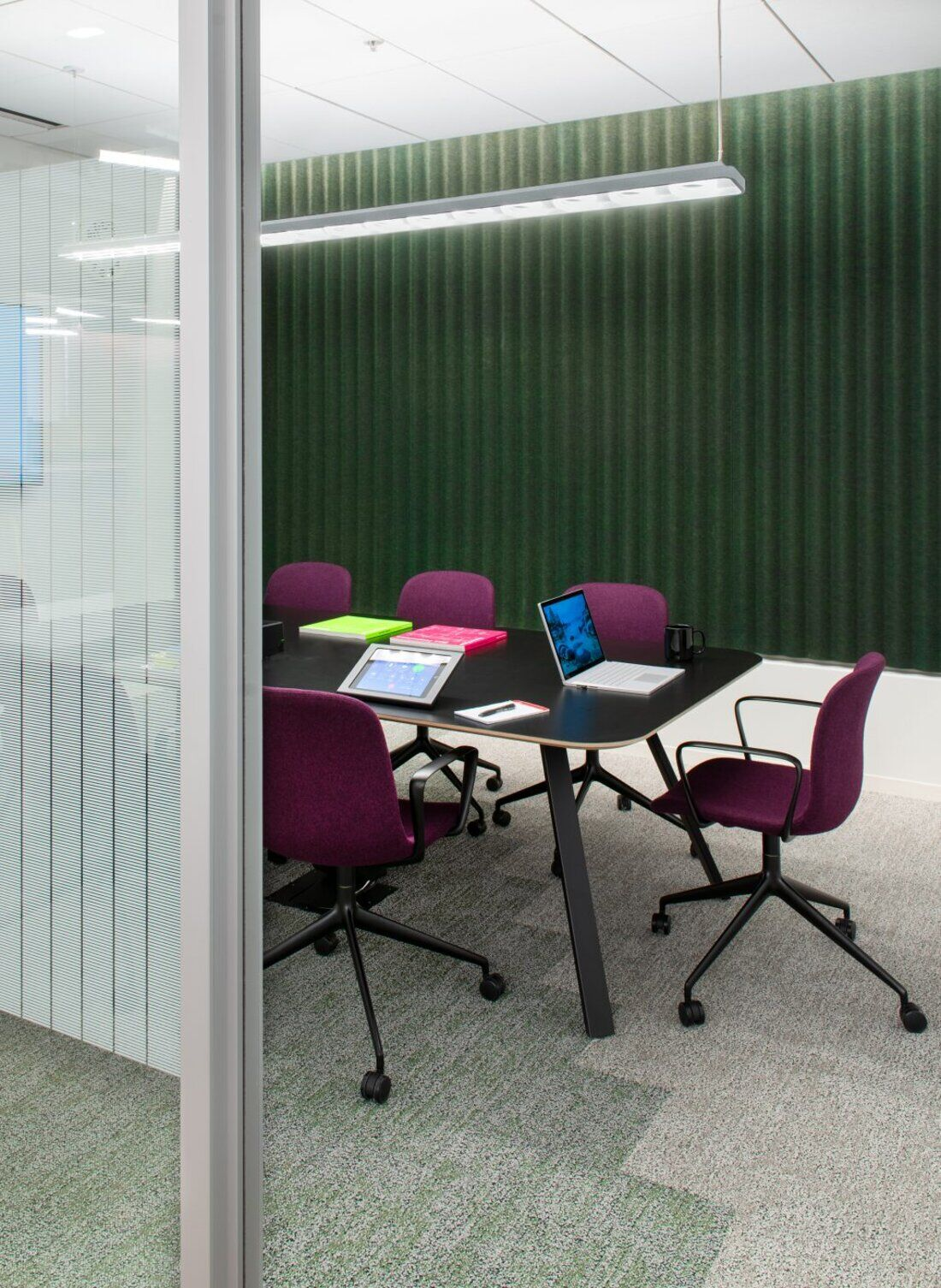 meeting space, Utile Design