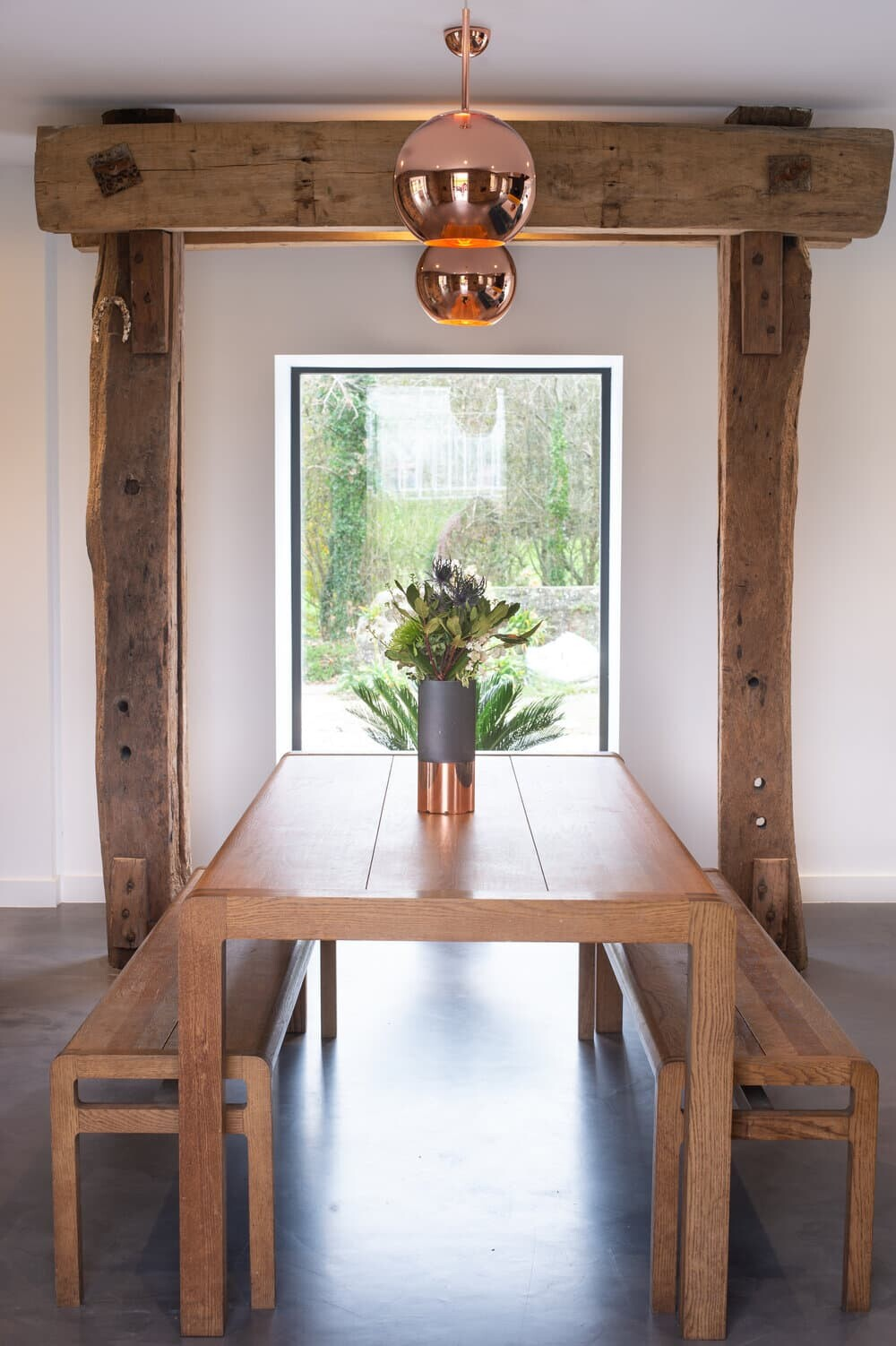 dining room, SOUP Architects