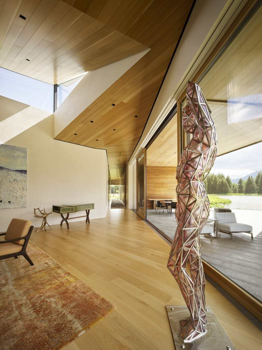 residential architecture, Carney Logan Burke Architects