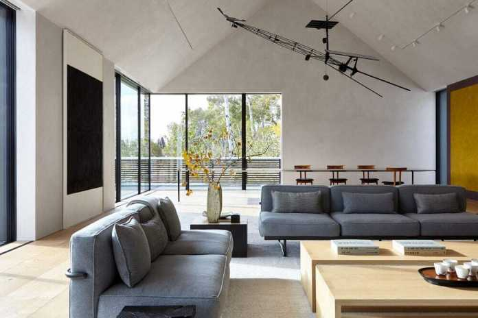 Art Barn House by Rowland+Broughton Architecture