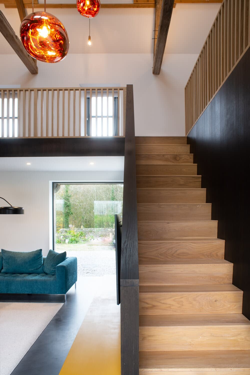staircase, SOUP Architects