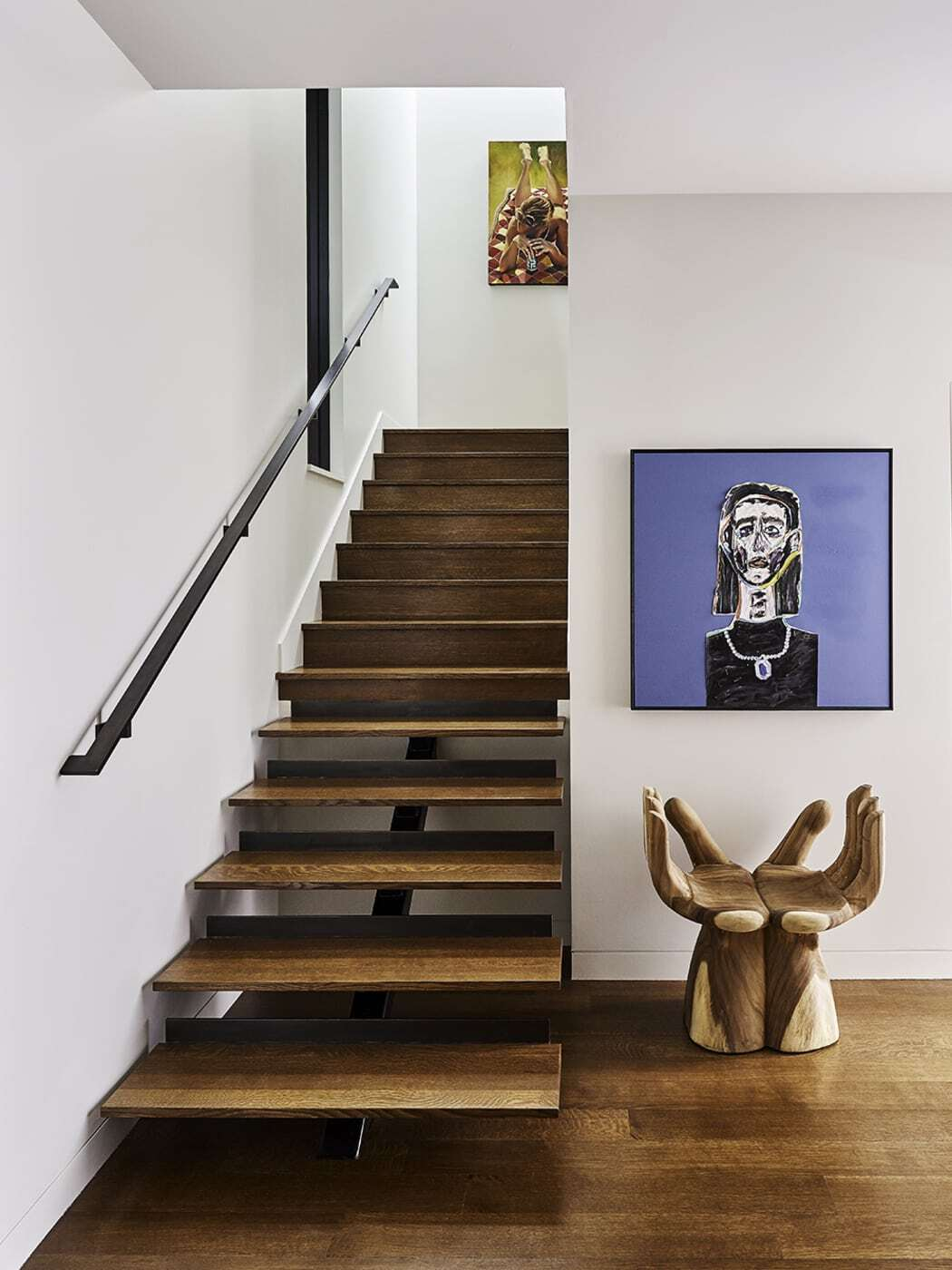 staircase / DeForest Architects