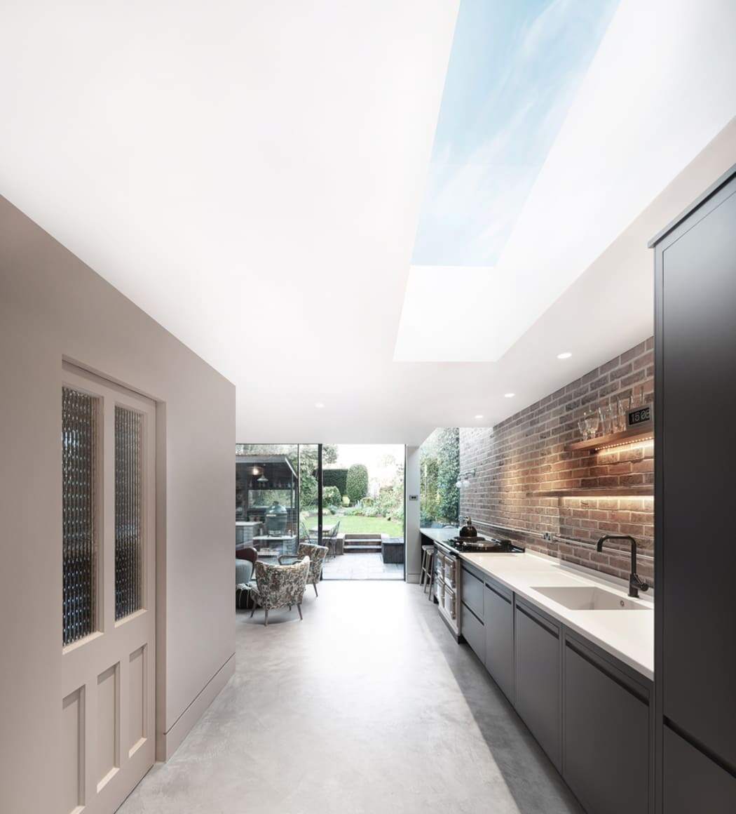 Family Home in Warsash / Adam Knibb Architects