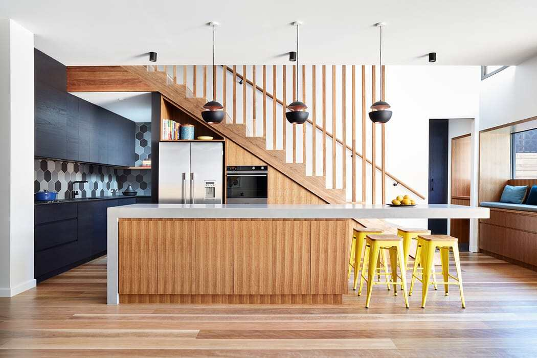 kitchen, Alterations and Additions by Bryant Alsop Architects