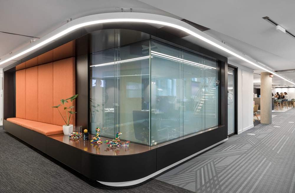 Oktra Has Completed the Construction of its New Office in Clerkenwell, London