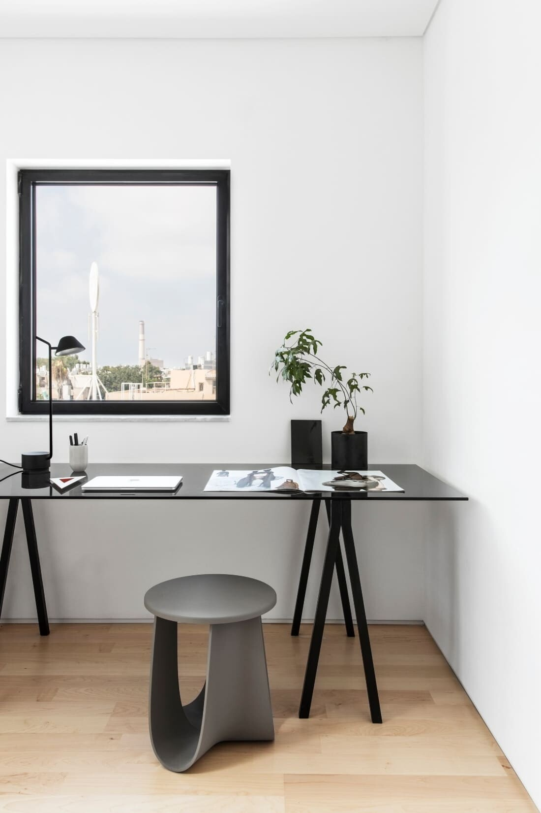 home office by Interior Designer Yael Perry