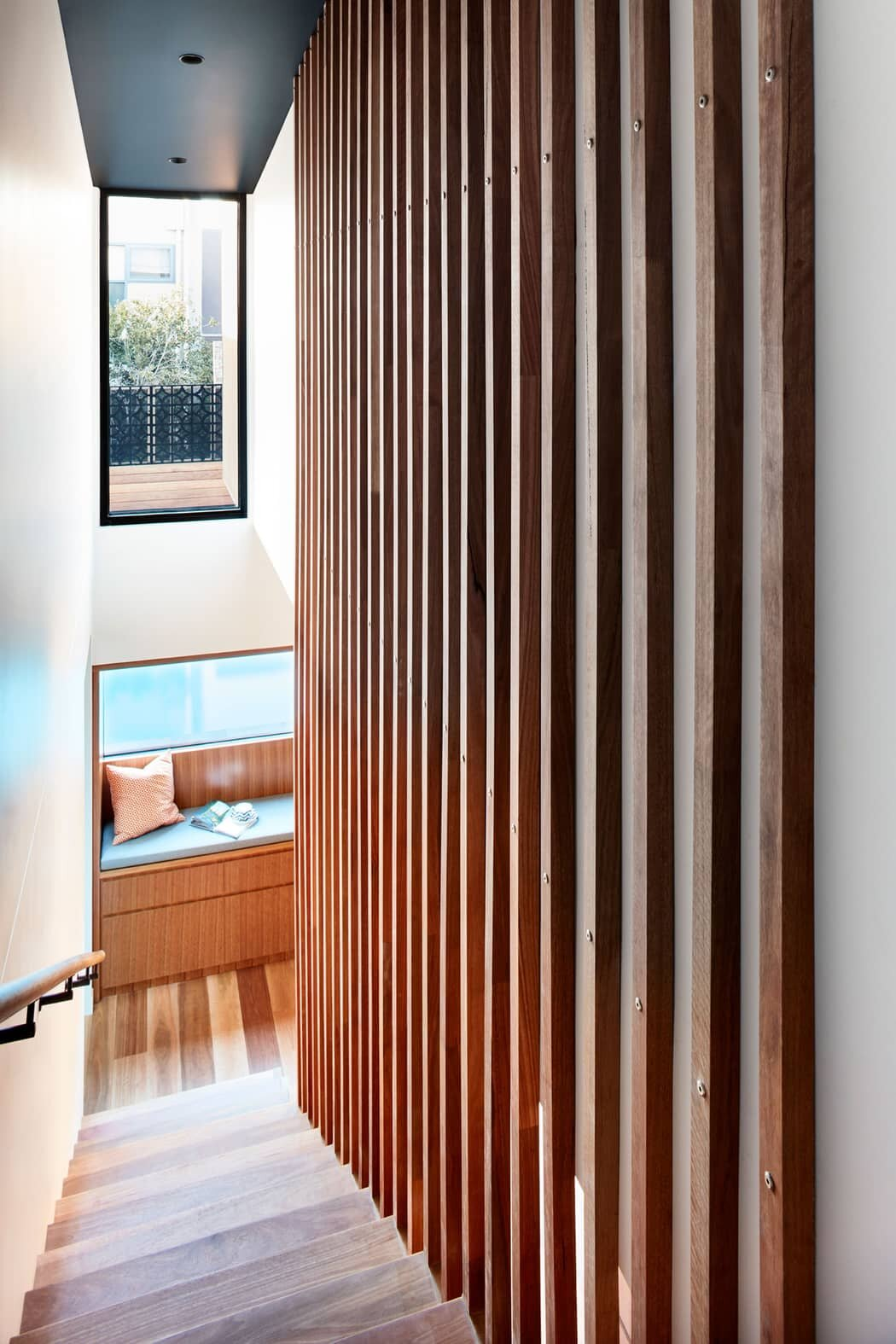 staircase, Alterations and Additions by Bryant Alsop Architects