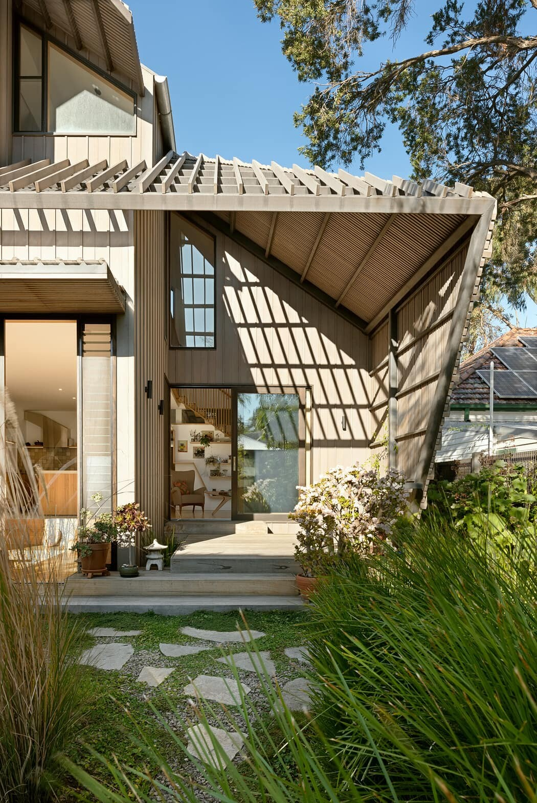 Art House & Studio, An Exploration in Restoration, Re-Use and Recycling