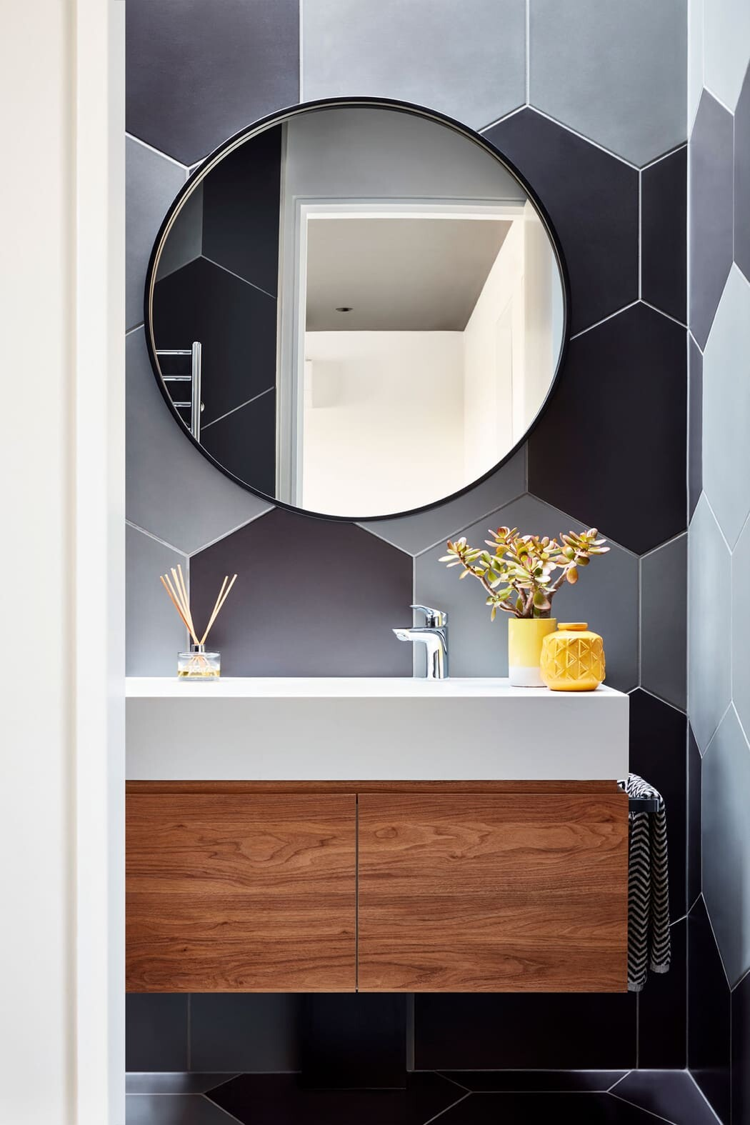 bathroom, Alterations and Additions by Bryant Alsop Architects