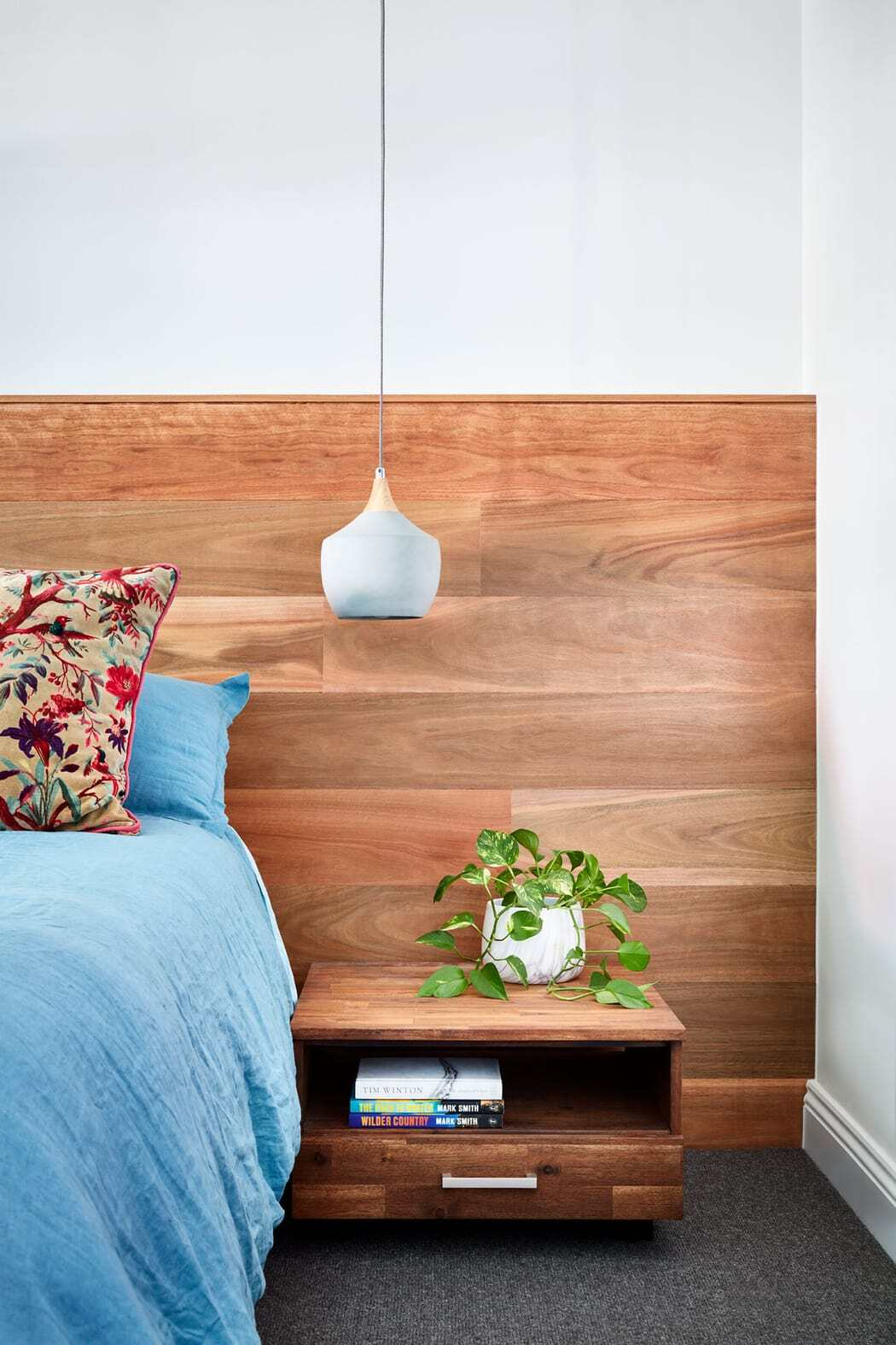 bedroom, Alterations and Additions by Bryant Alsop Architects