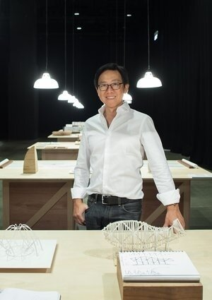 William Lim, founder CL3 Architects