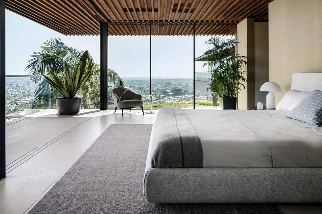bedroom, SAOTA