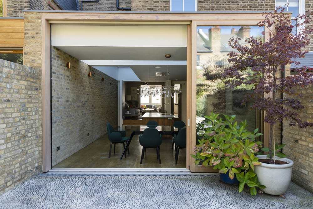 Refurbishment and Extension of Neighbouring Houses in Islington, London