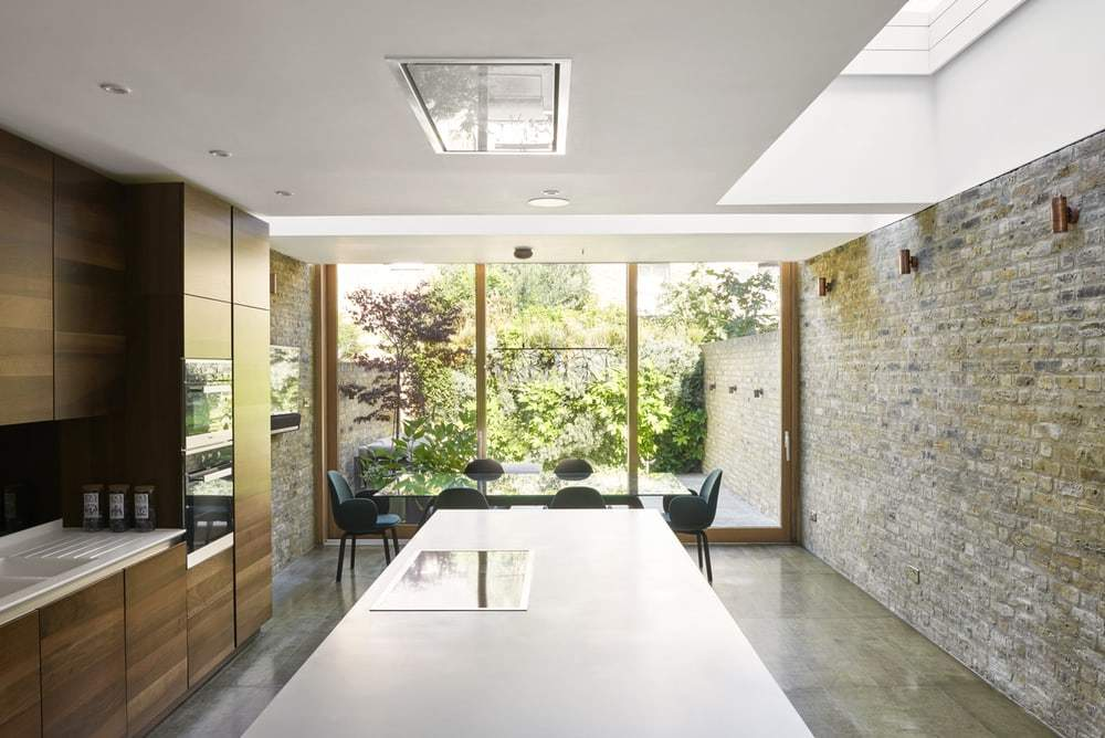 Refurbishment and Extension in Islington, London by Pardon Chambers Architects